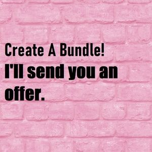 Create A Bundle!